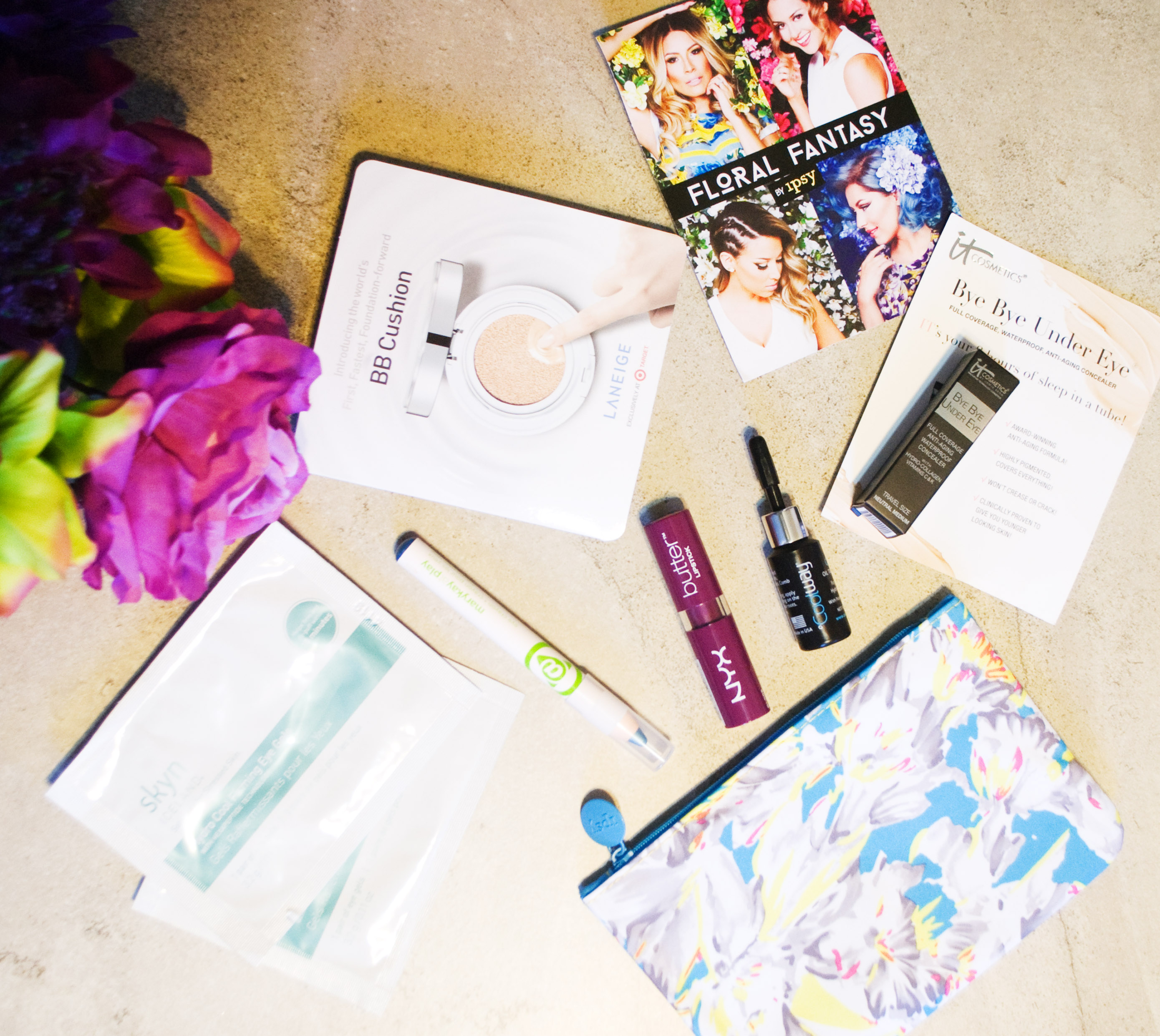March Ipsy Glam Bag Reveal 2015 and Why I Unsubscribed