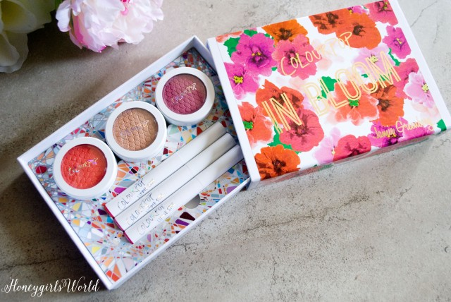 ColourPop In Bloom Collaboration With Jamie Greenberg