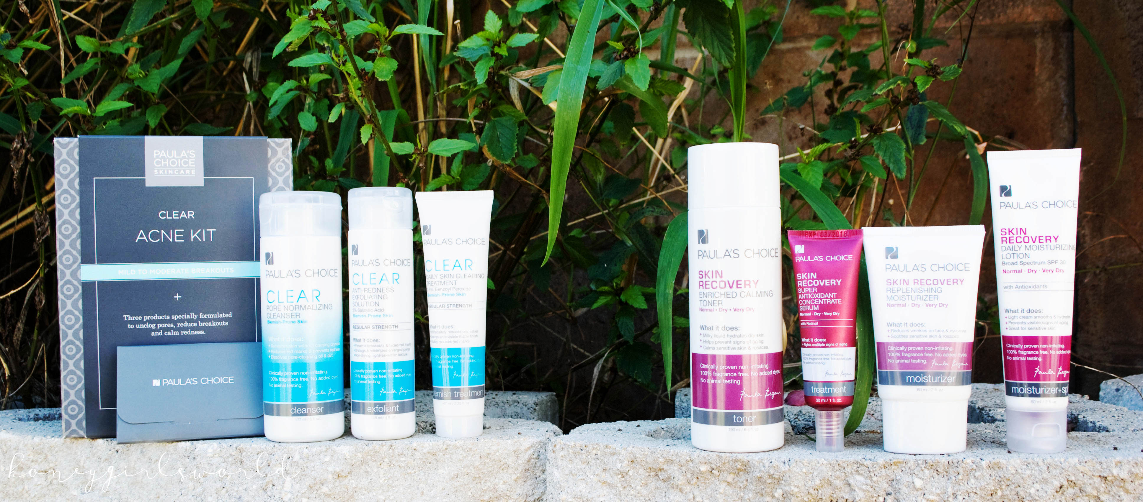 Customizable Skincare With Paula's Choice