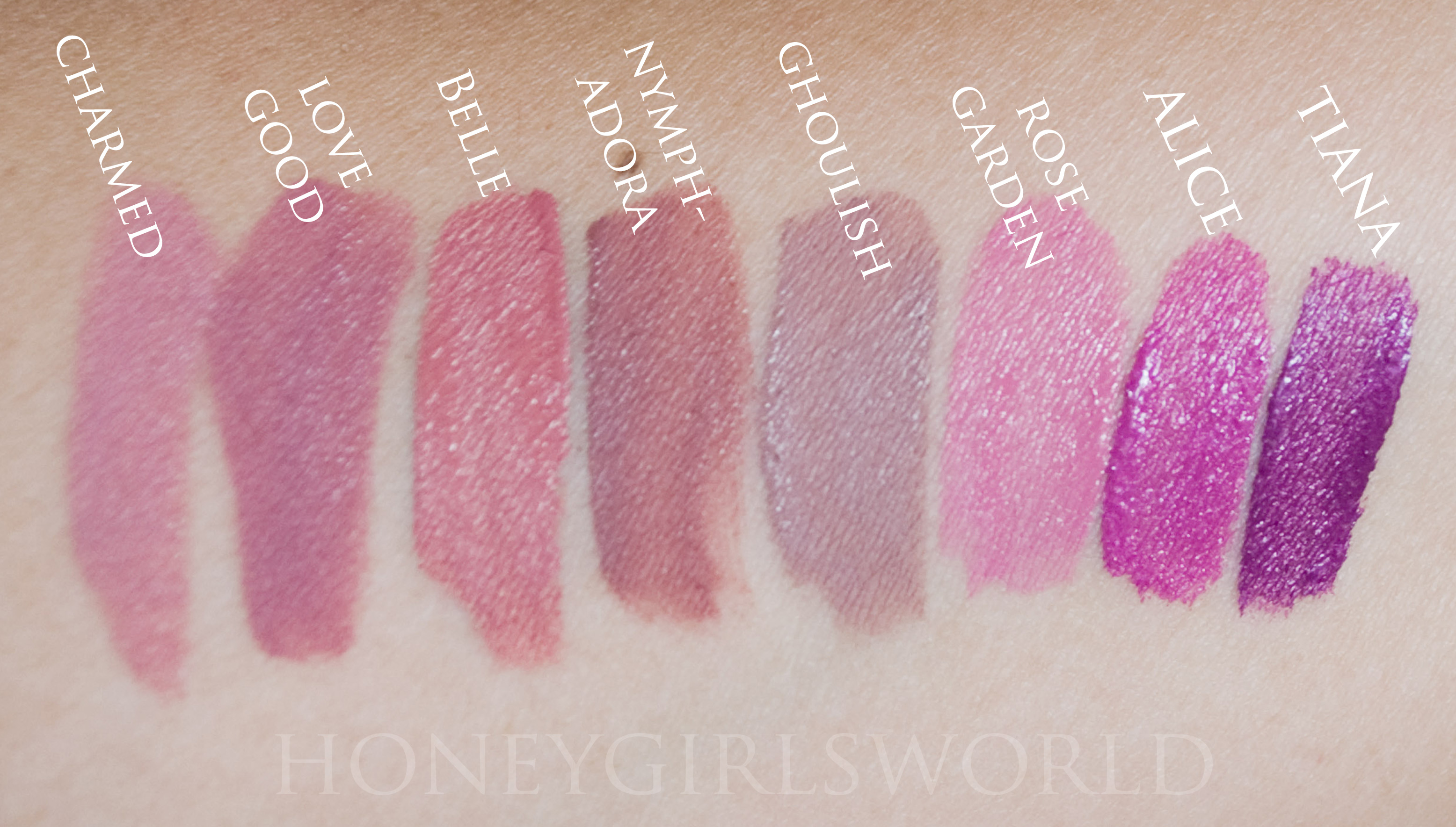 LA Splash Lip Couture liquid lipstick
