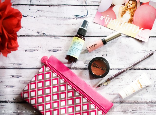 February Ipsy Glam Bag - Ipsy Love