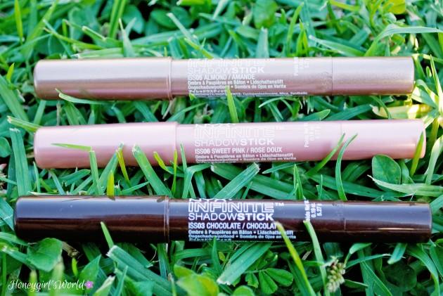NYX Infinite Shadow Sticks
