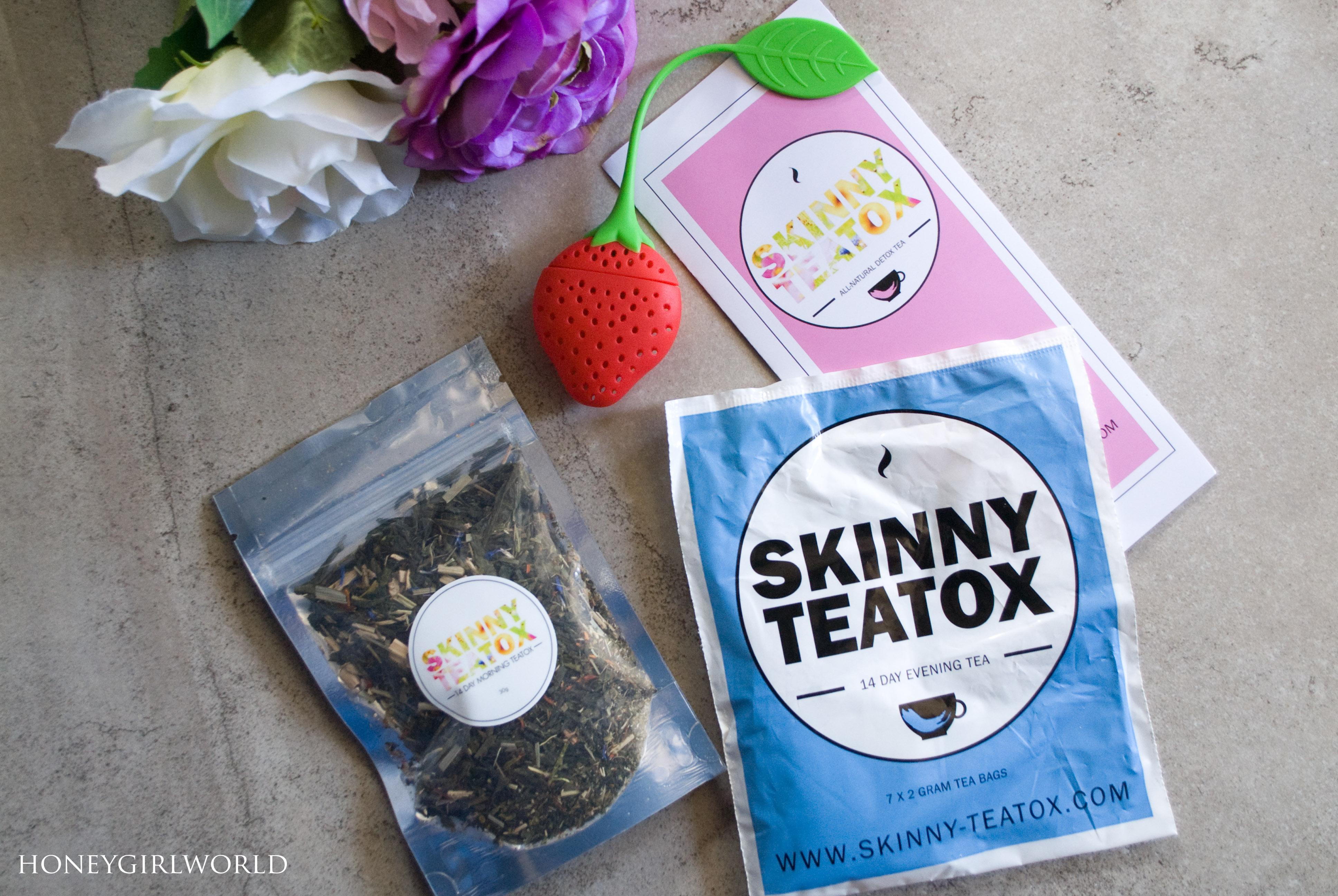 Skinny Teatox Detox Tea