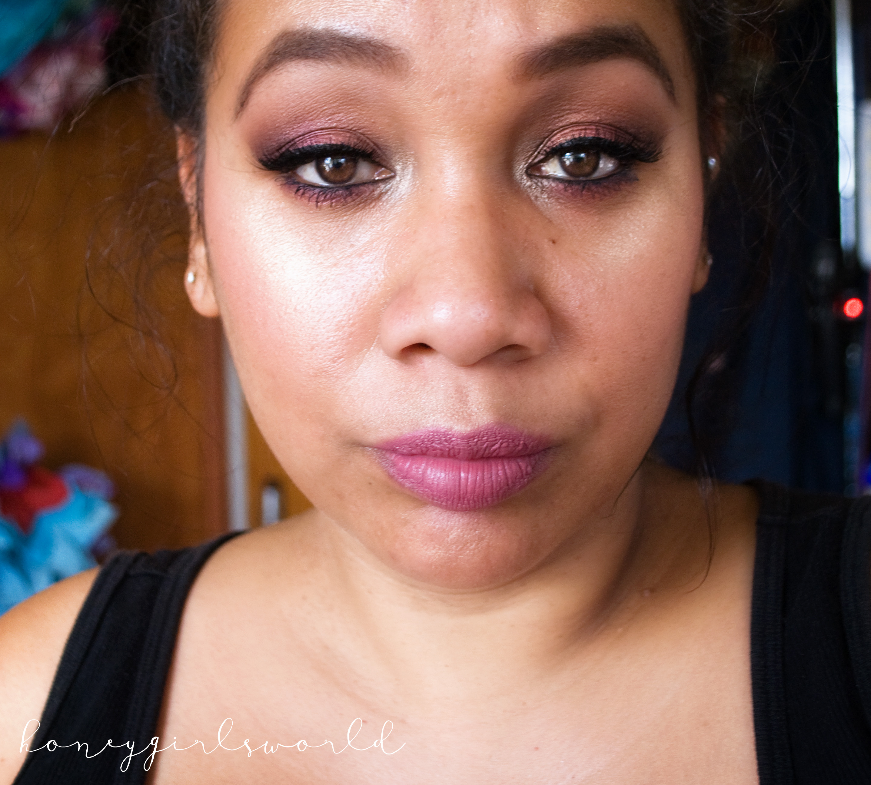 FOTD | Berry Smoky