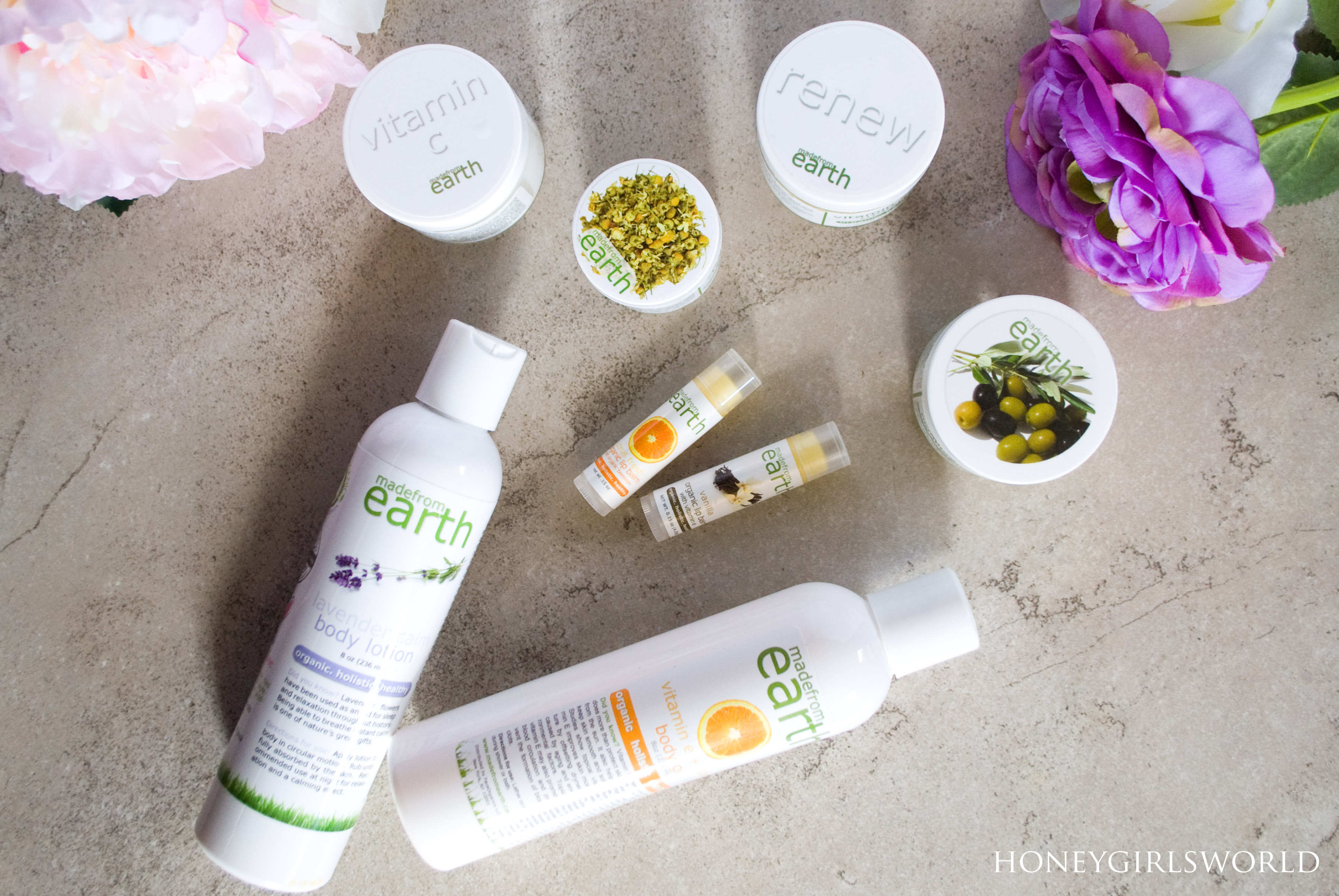Make From The Earth Skin Care