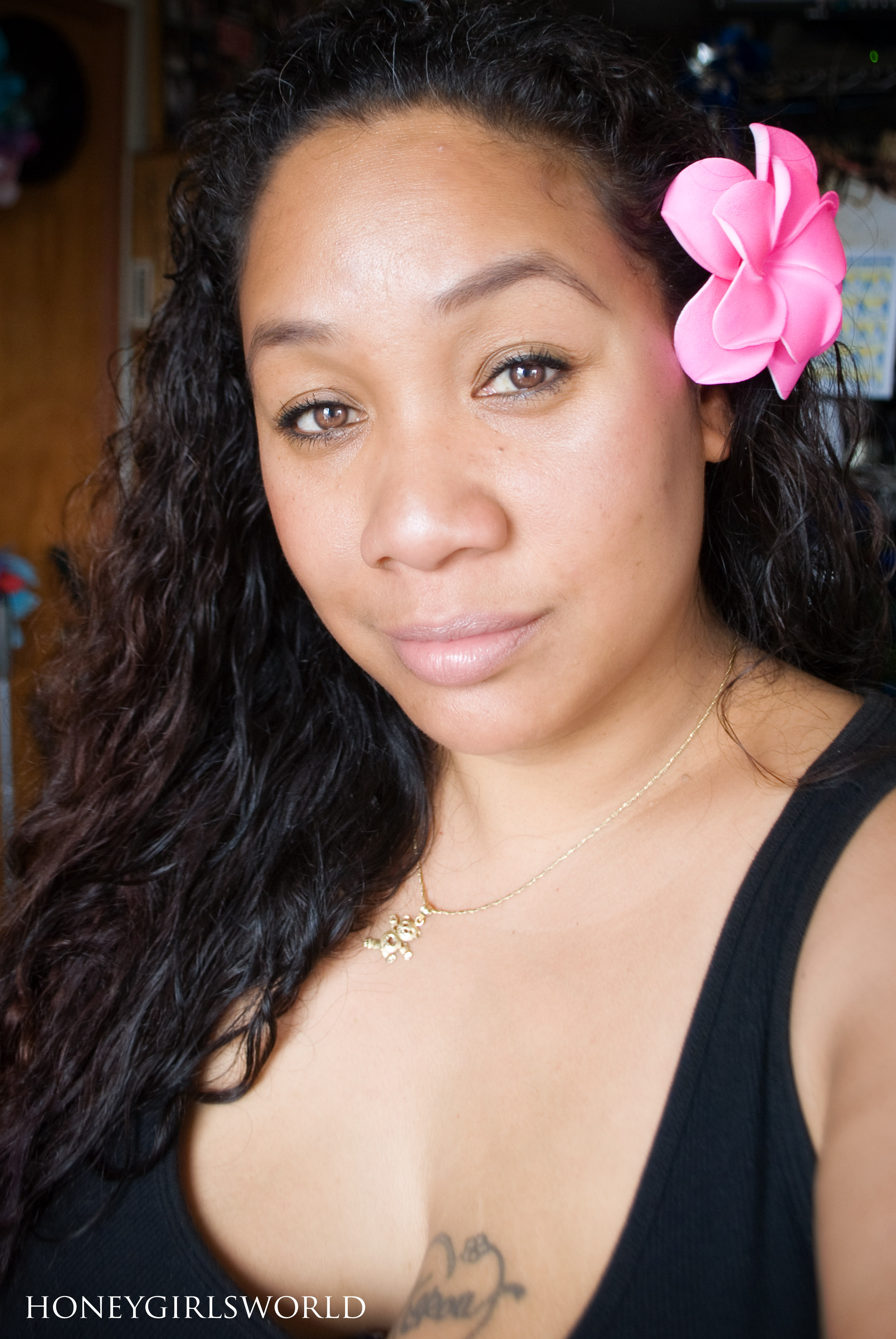 All About The Summer Glow, No Makeup - Makeup Look http://honeygirlsworld.com