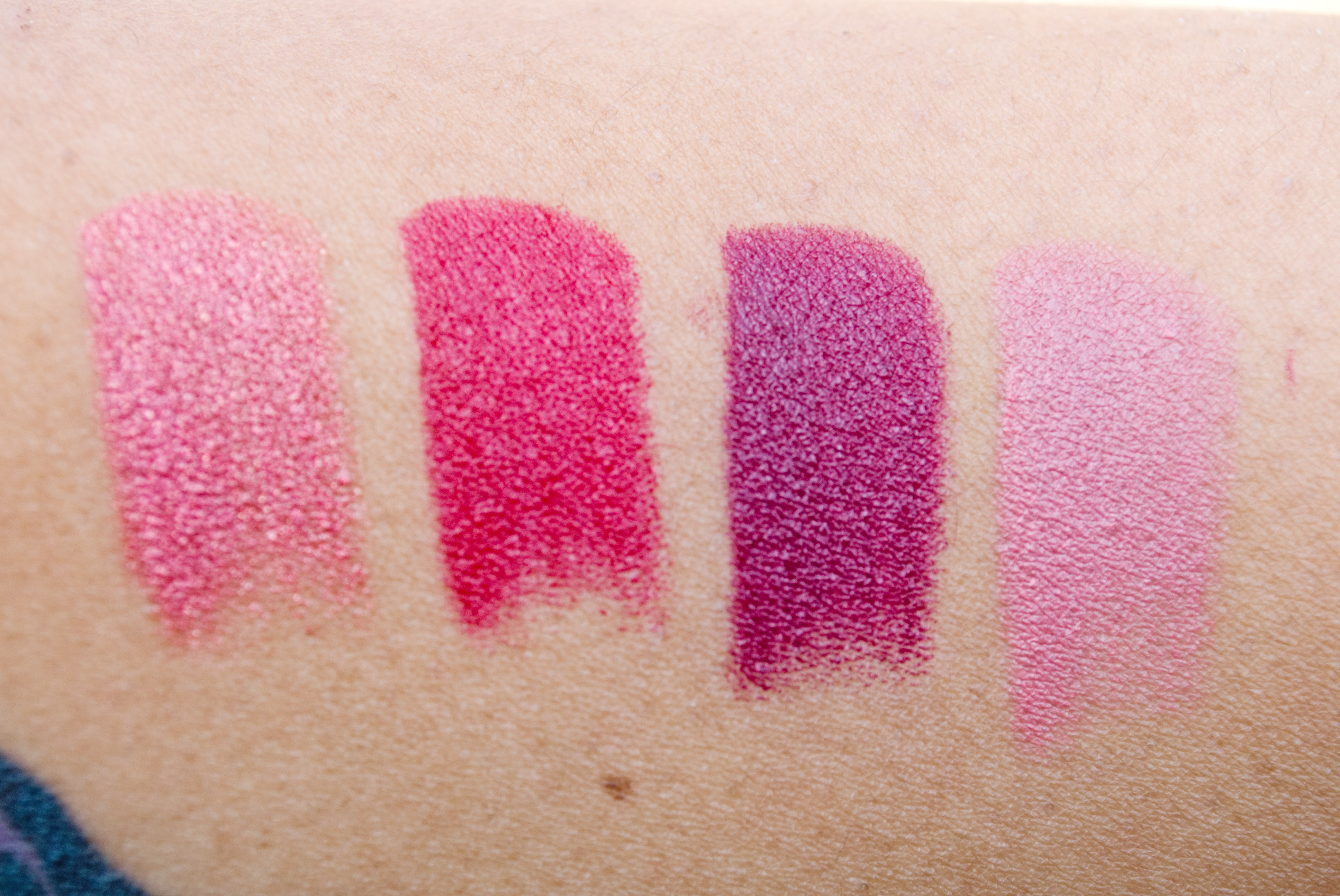 Affordable Color for Your Lips Featuring Nicka K Hydro Lipsticks http://honeygirlsworld.com