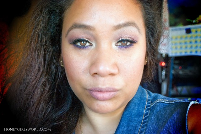 Valentine's Day Makeup featuring drugstore products