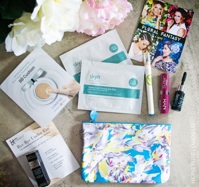 March Ipsy Glam Bag 2015