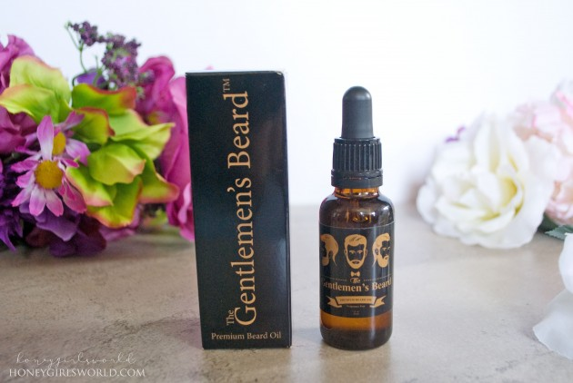 Review - The Gentlemen's Beard Oil and Conditioner