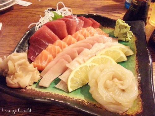Makawao Sushi & Deli Sashimi Platter