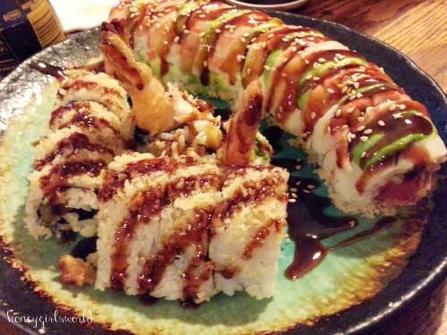 Makawao Sushi & Deli Tempura Roll & 69 Roll