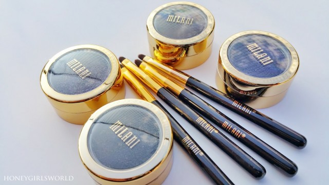 Milani Fierce Foil Eye liners