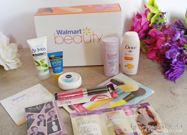 Walmart Summer Beauty Box