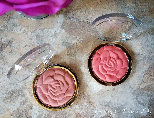 Roses For My Cheeks - Milani Rose Powder Blushes Fall 2015