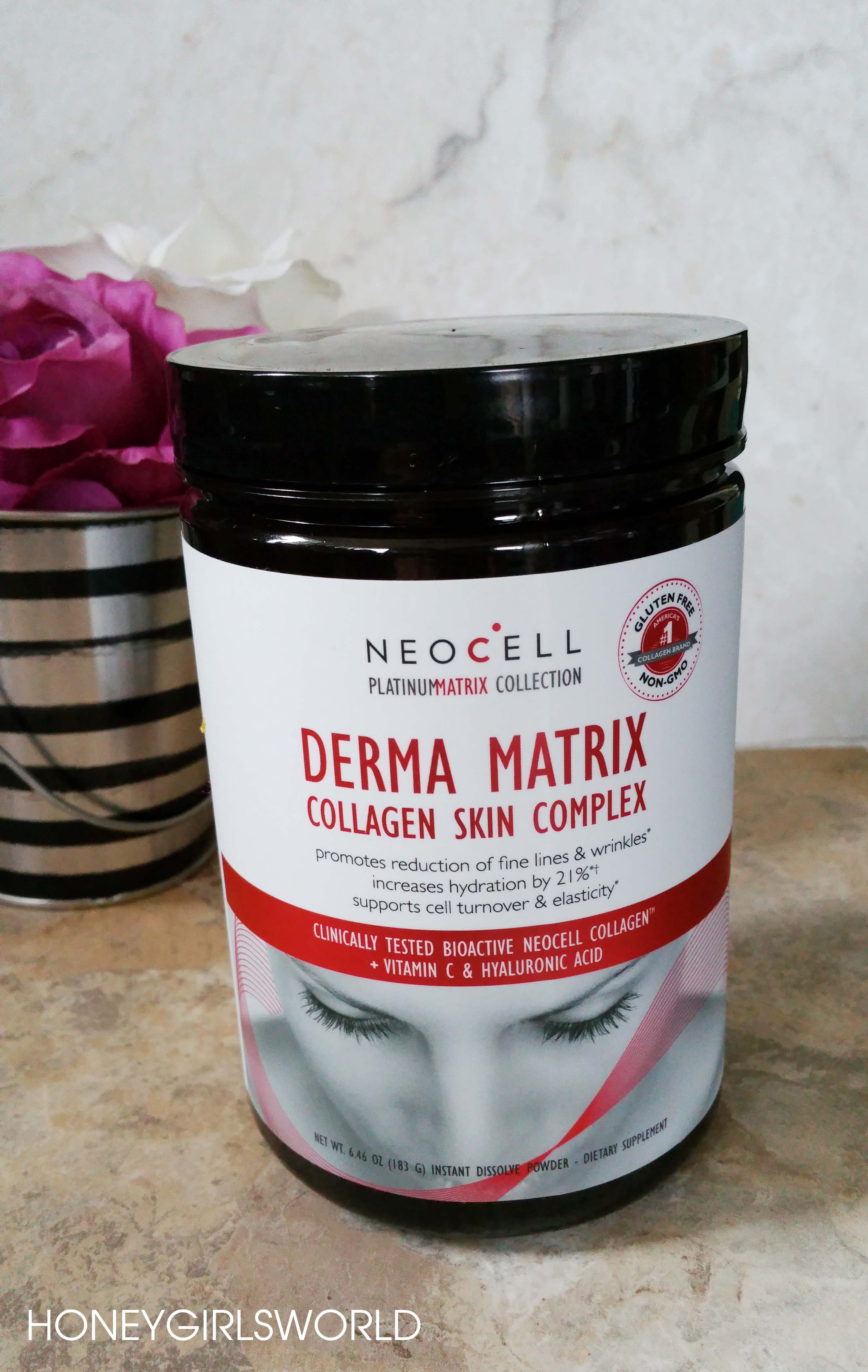 REVIEW: NeoCell Derma Matrix Collagen Skin Complex
