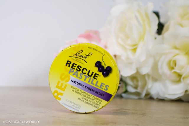 Too Blessed To Be Stressed – RESCUE Pastilles Natural Stress Reliever