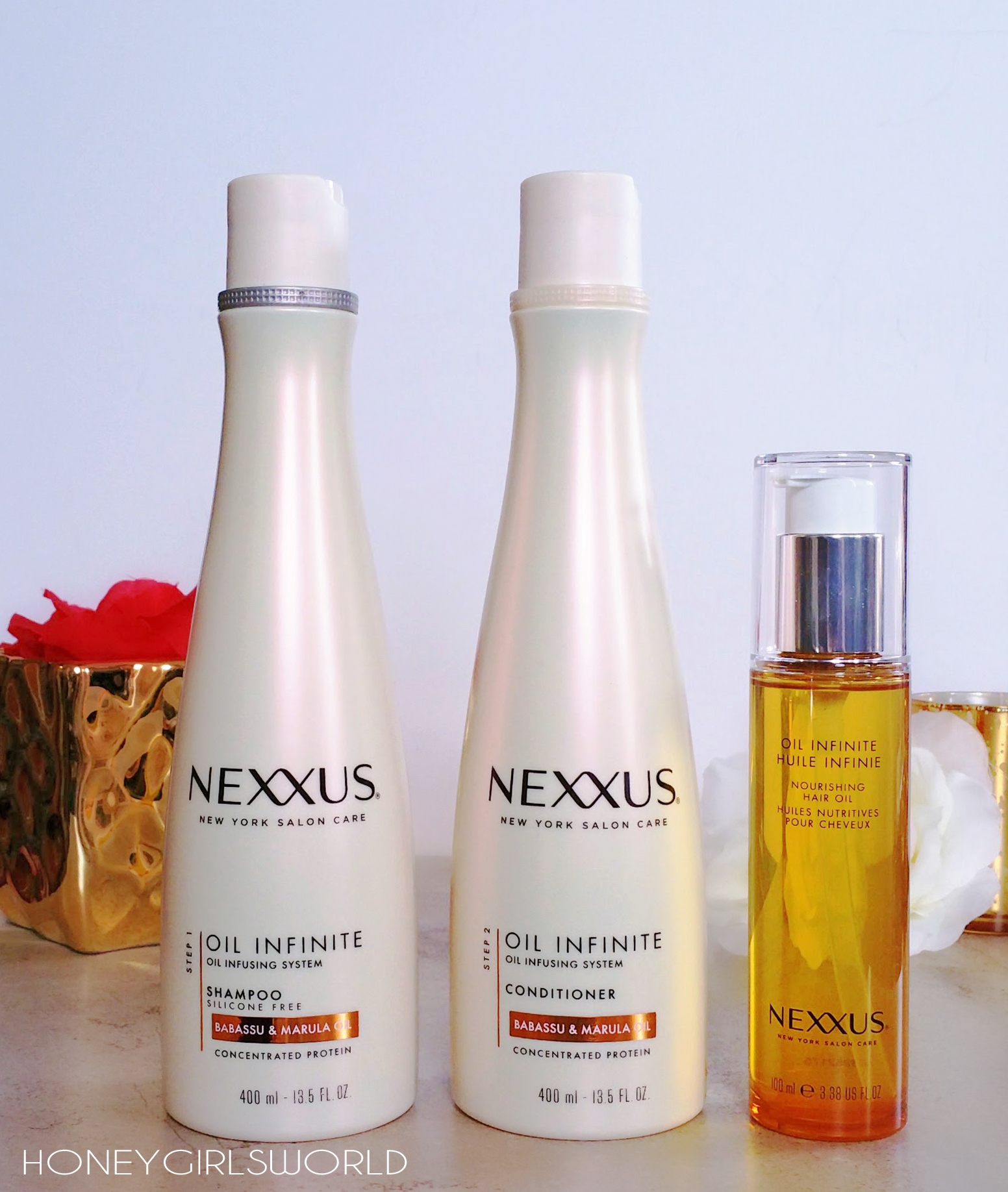 NEXXUS Oil Infinite Hair Care