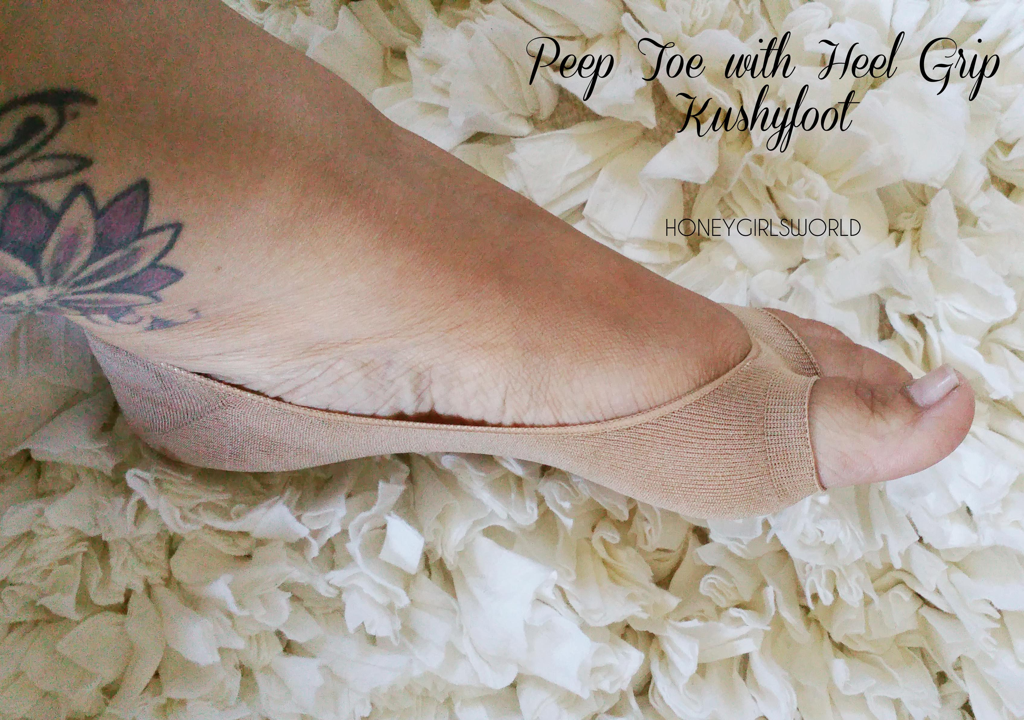 Komfy Kozy Kushyfoot - Massaging Your Feet With Every Step
