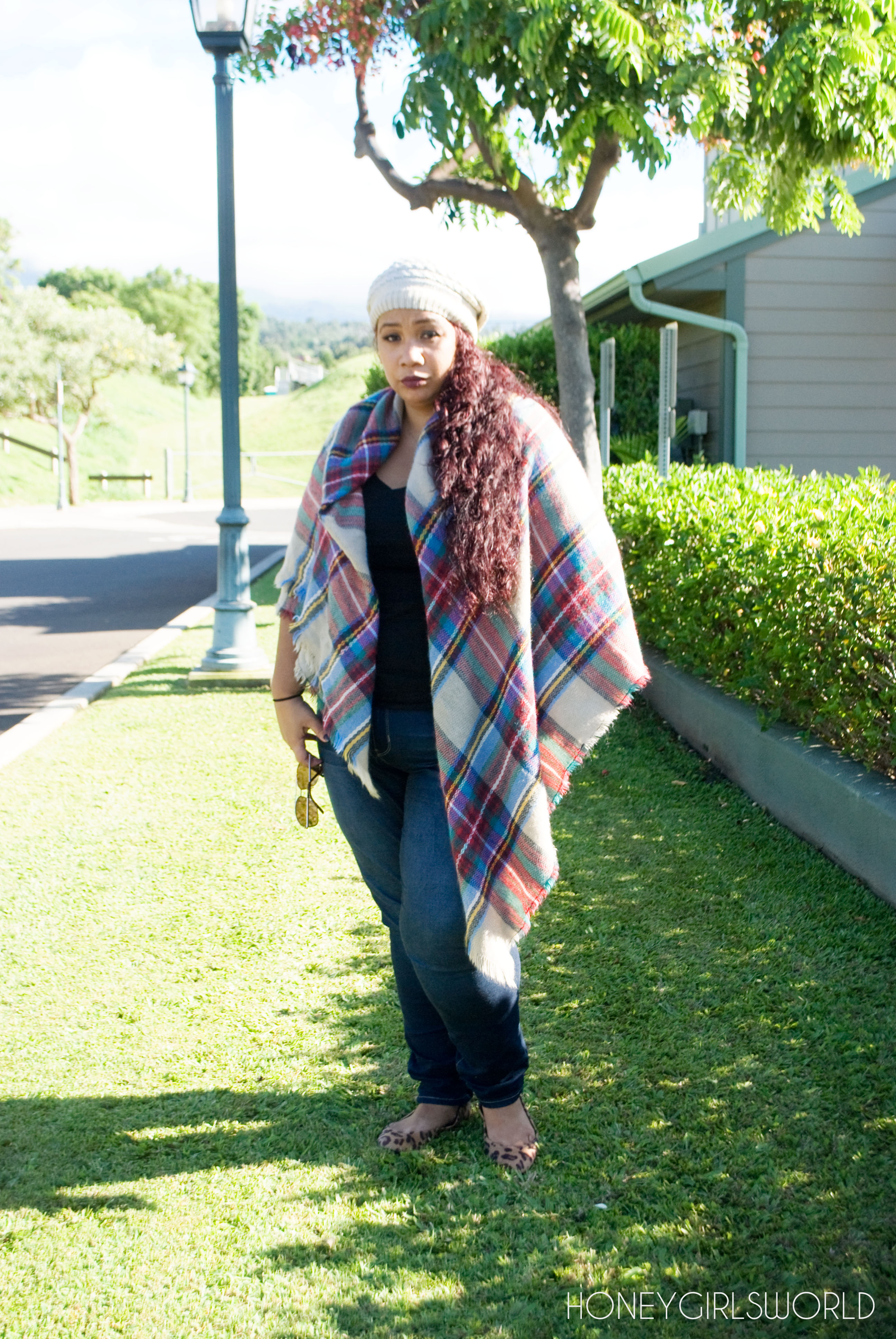 Fashion Friday - Plus Size Casual Fall Outfit