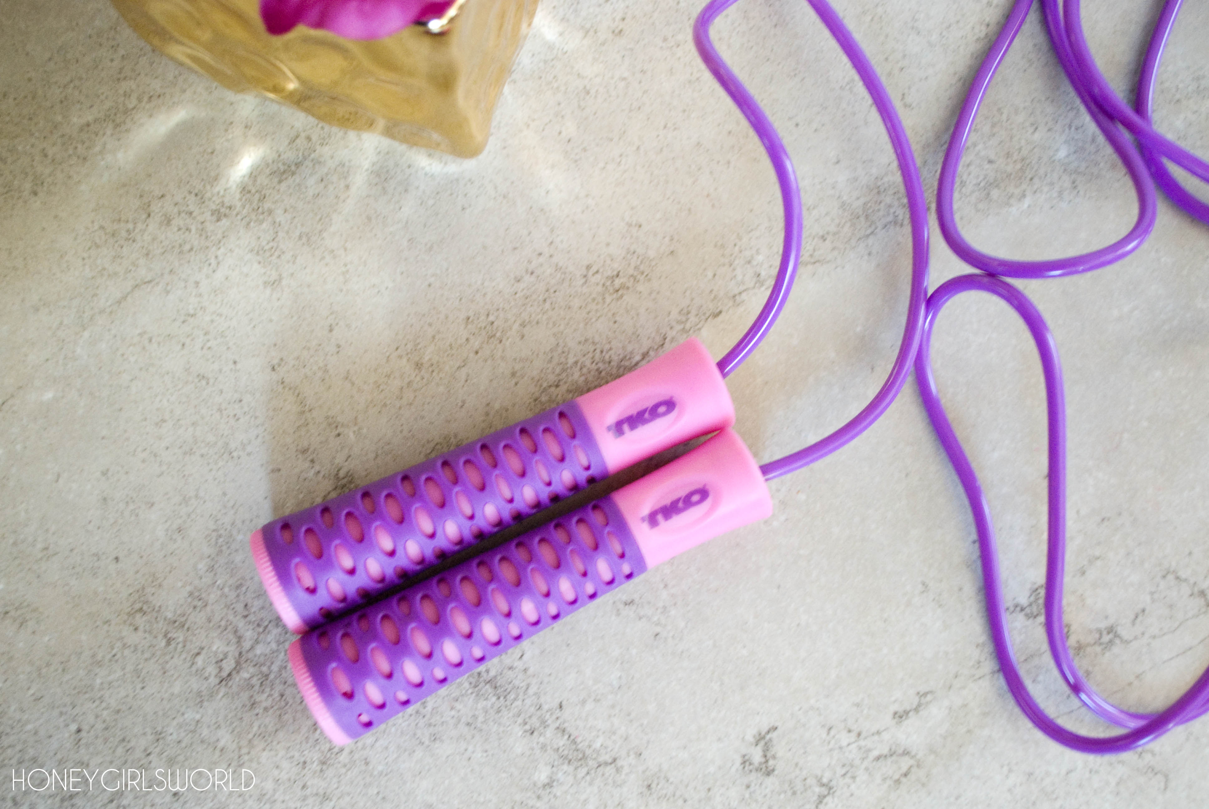 Fitness Friday – Burn Off Those Thanksgiving Calories With TKO Jump Rope