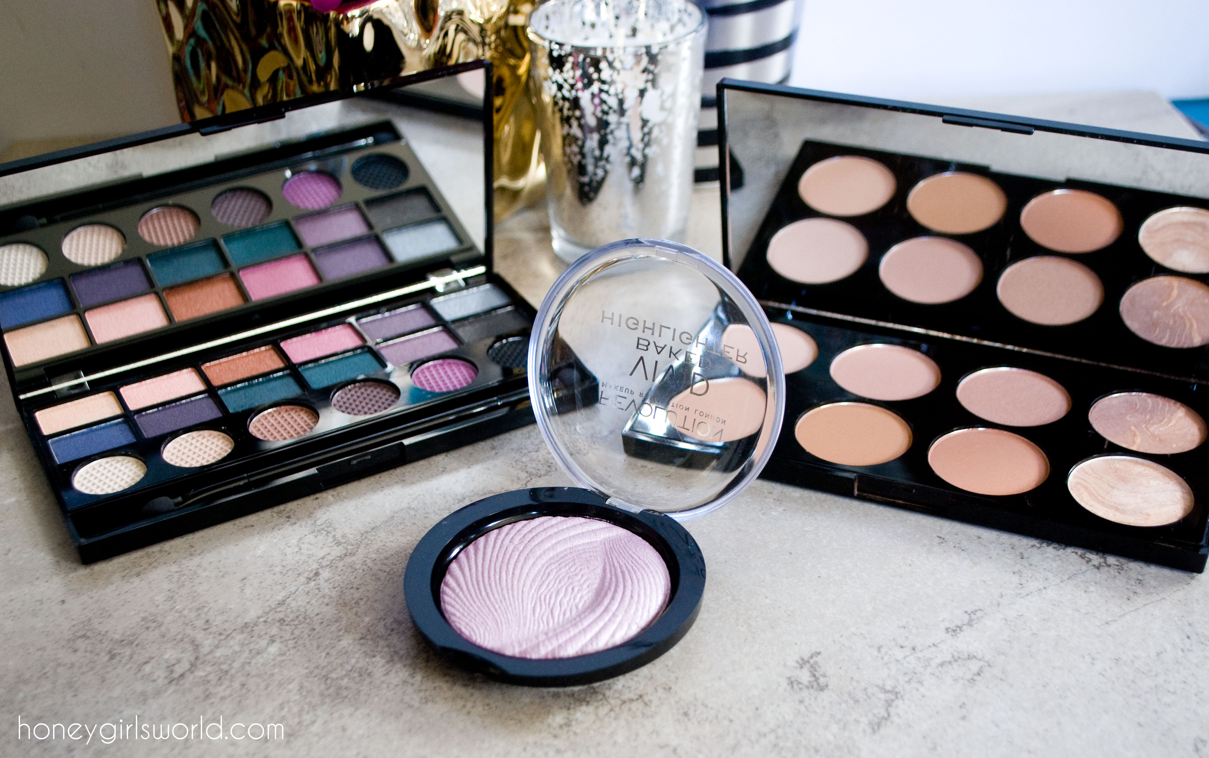 An Affordable Makeup Brand You Need To Check Out - Makeup Revolution