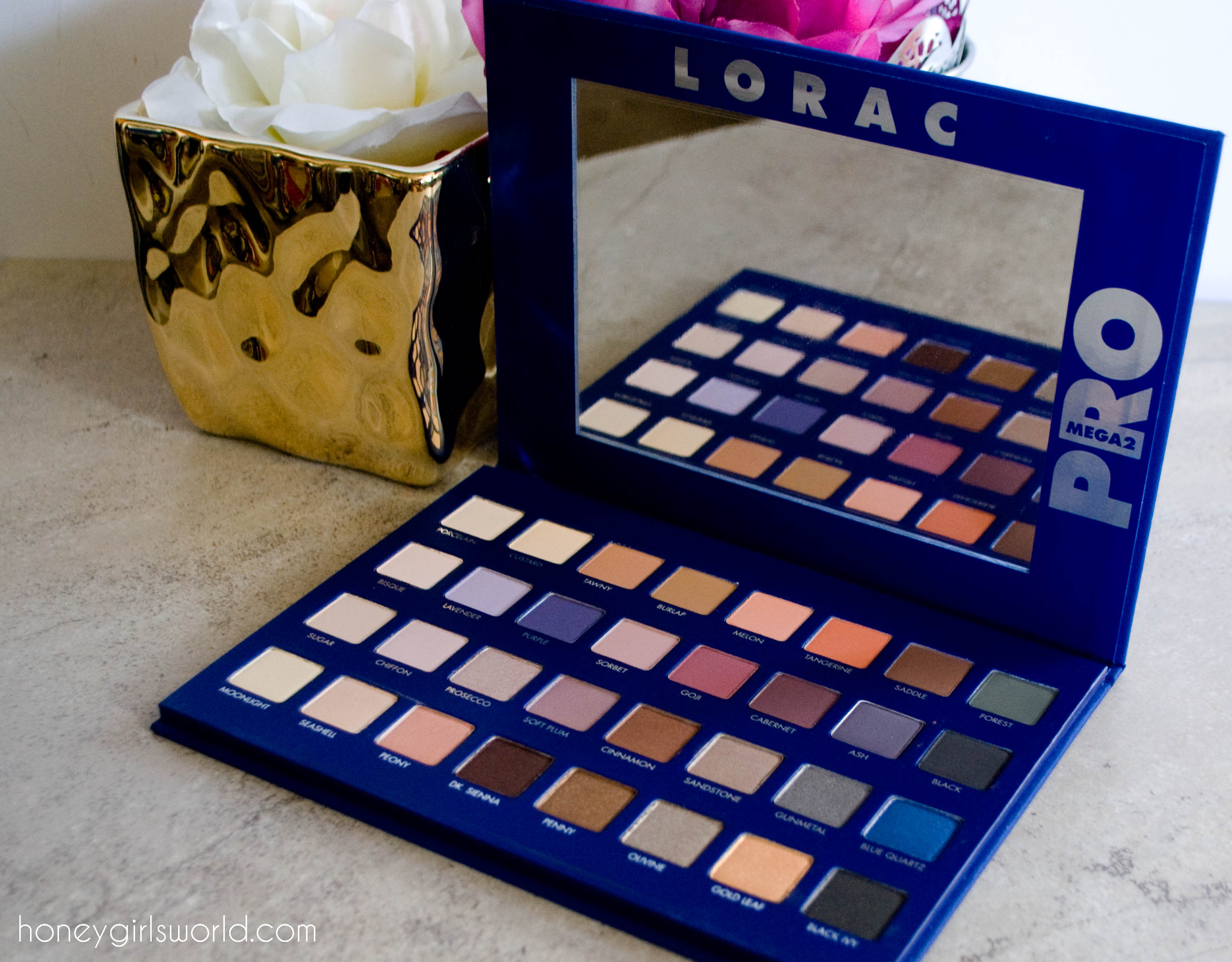 Great Gift For Your Favorite Makeup Lover - Lorac Mega Pro 2