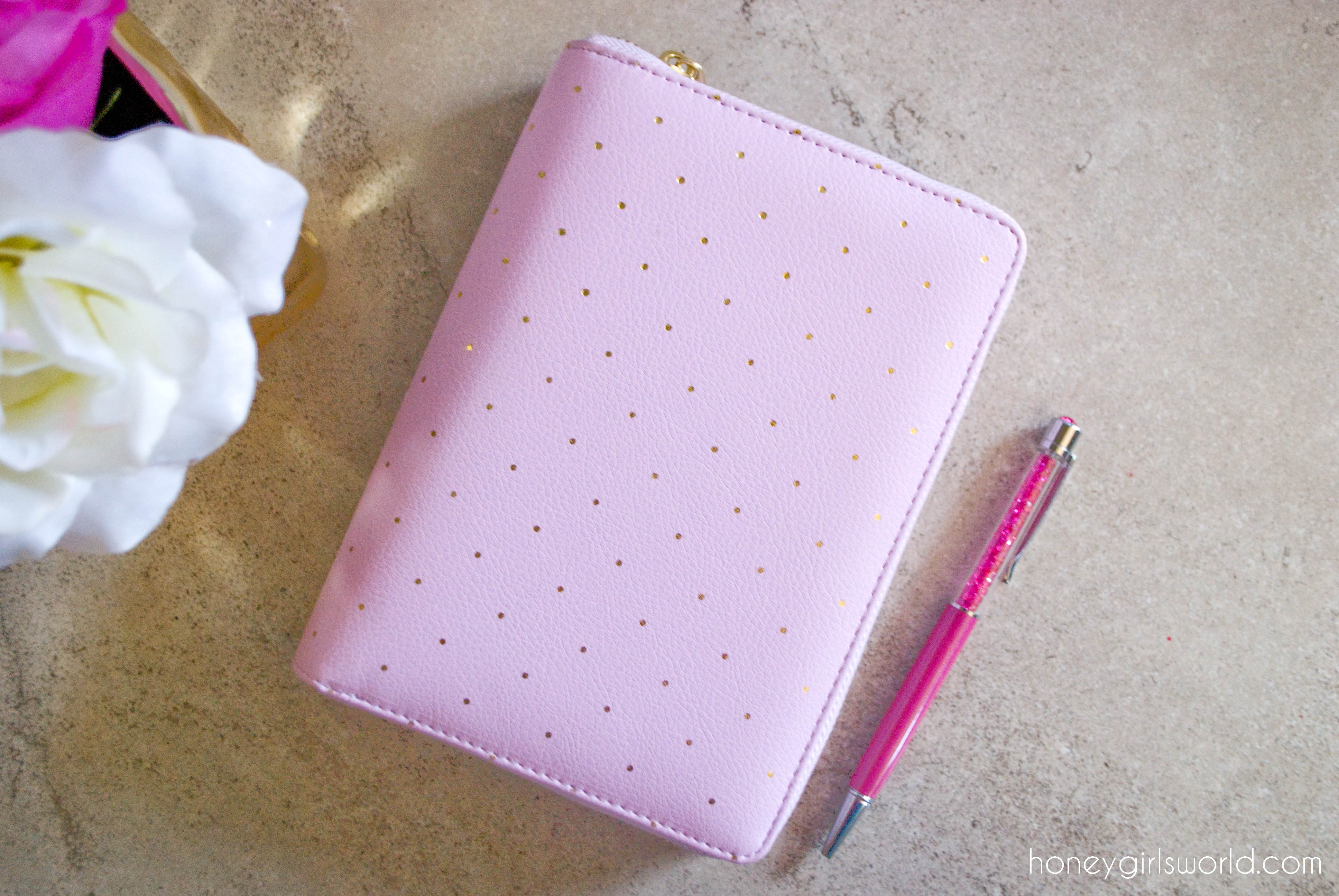 Dokibook Personal Size Planner as a Wallet