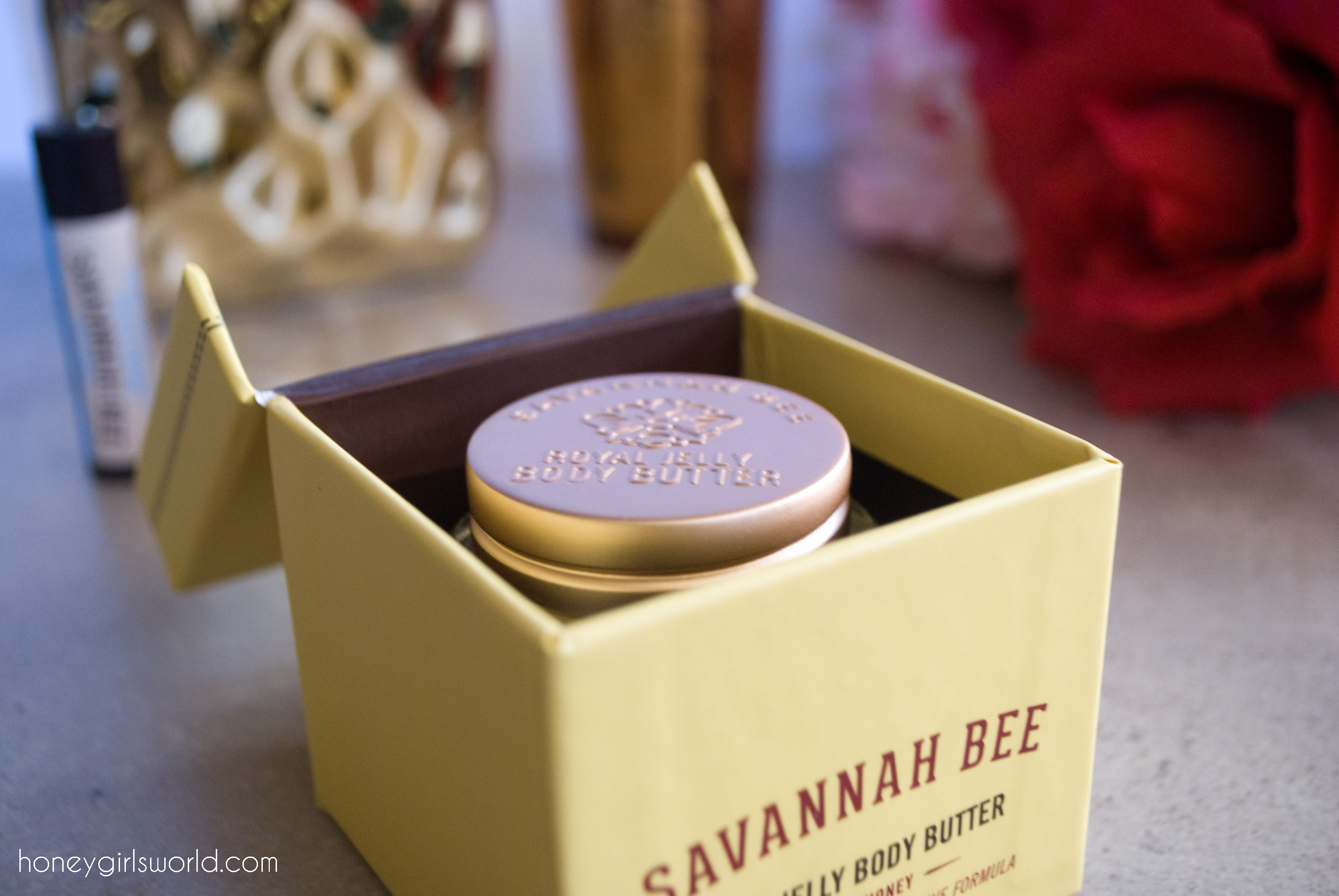 Soft and Smooth Winter Skin With Savannah Bee Royal Jelly Body Butter