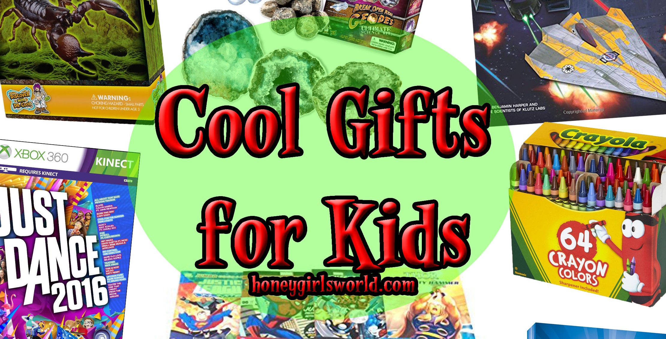 Holiday Gift Guide – Cool Presents For Kids