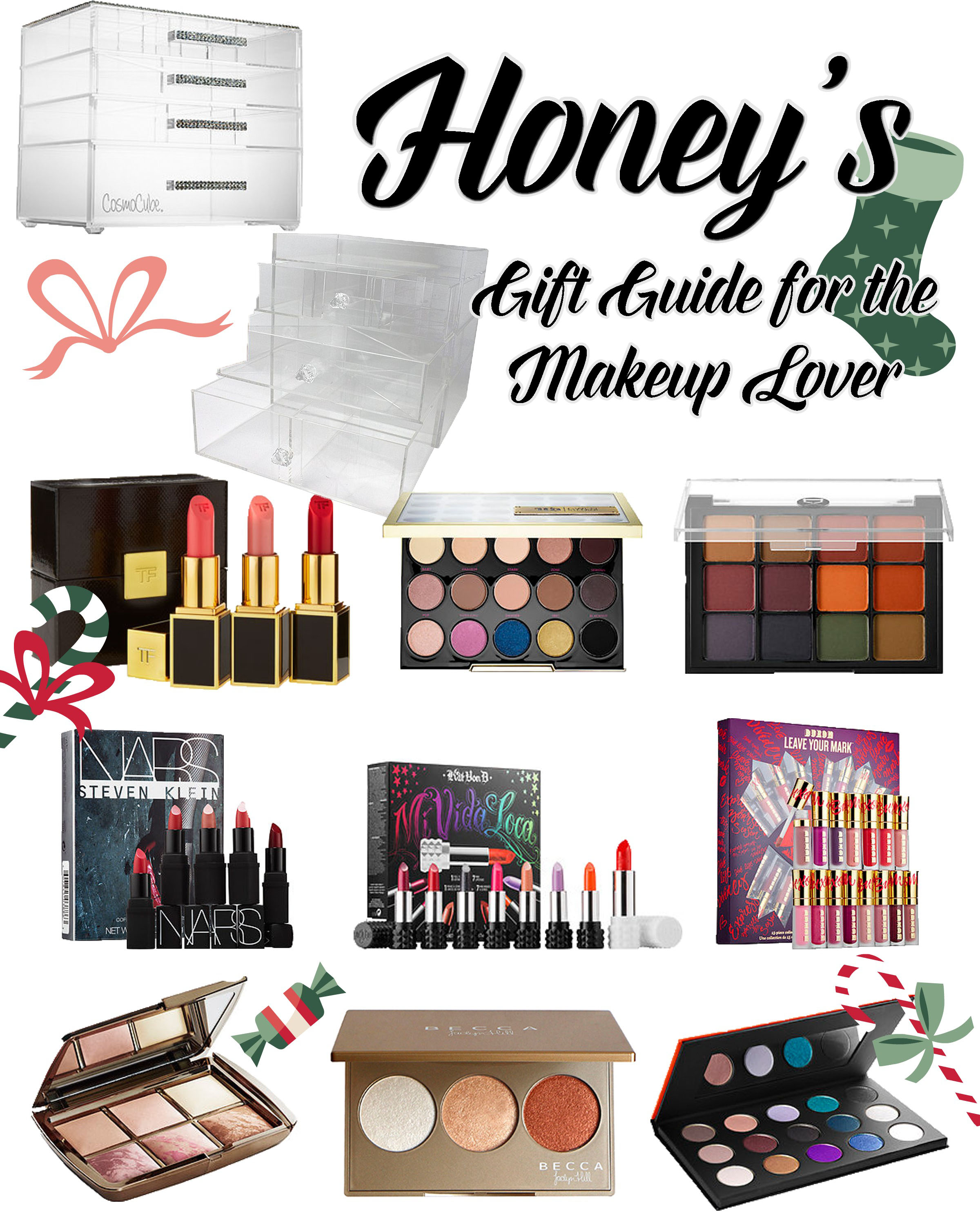 Gift Guide for the Makeup Lover