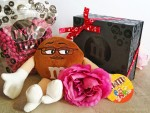 my m&m's, candy, treat, gift, personalized gift, chocolate, M&M's,