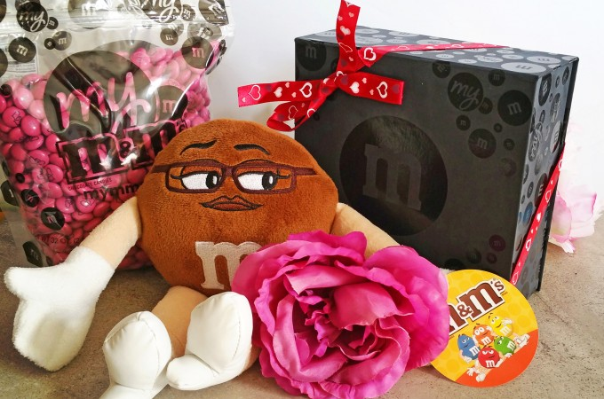 My M&M's – Personalized Treat for the Candy Lover