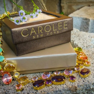 Valentine's Day, Carolee, Jewelry, fashion accessories, style, statement jewelry, statement necklace, necklace, valentine's day gift,
