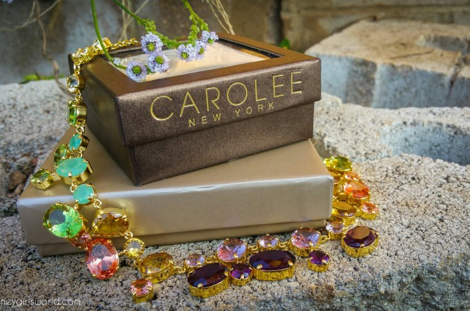 Making a Candy Colored Statement This Valentine's Day With CAROLEE