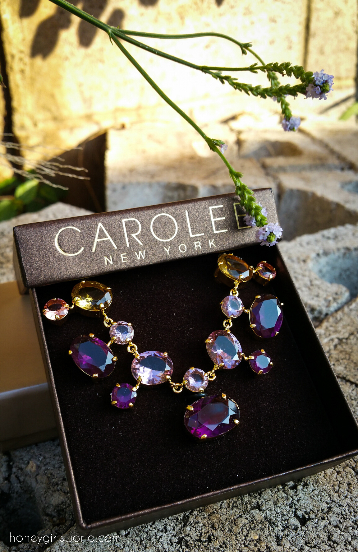 Valentine's Day, Carolee, Jewelry, fashion accessories, style, statement jewelry, statement necklace, necklace, valentine's day gift,
