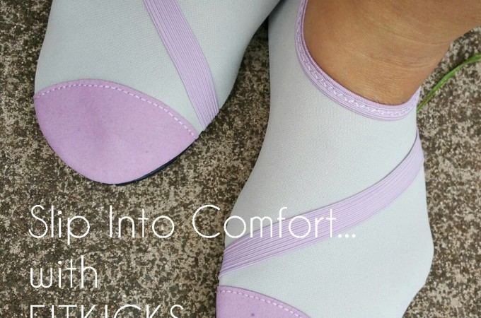 Comfort Anywhere With Fitkicks Lightweight Shoes