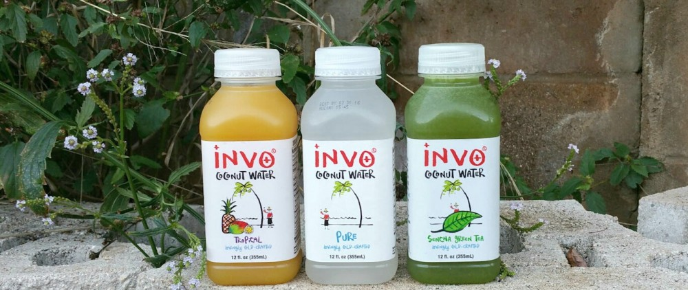 healthy, coconut water, water, coconut, INVO coconut water, INVO, food, foodie friday,