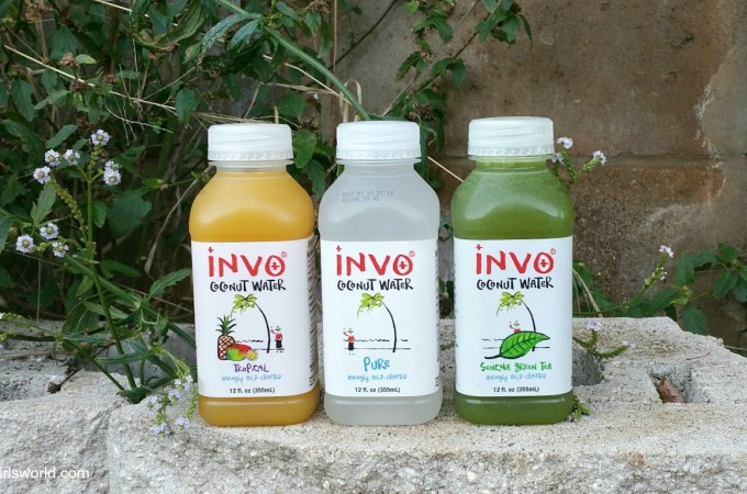 Foodie Friday – A Look At INVO Coconut Water