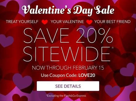 Silk'n, silk'n sale, discount, valentine's day discount,