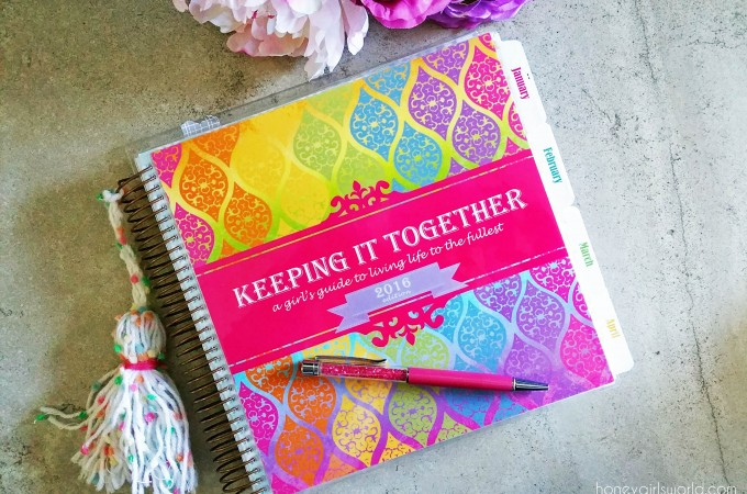 Keeping It Together – KIT Life Planner Review