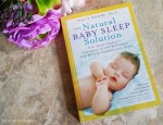 book talk, reading, book review, the natural baby sleep solution, reading, book, parenting book, baby book,