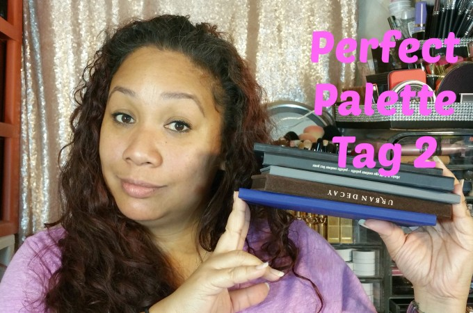 Perfect Palette Tag 2 (Video)