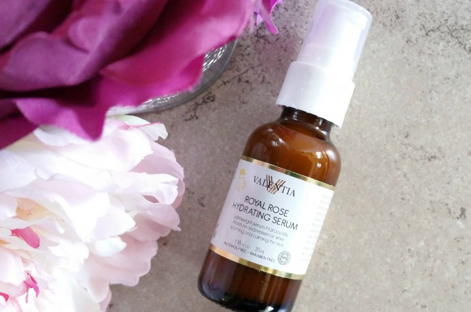 A Product Meant For My Sensitive Skin – Valentia Royal Rose Hydrating Serum