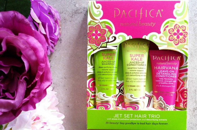 Get Your Hair Juiced Up For Spring and Summer With Pacifica Beauty