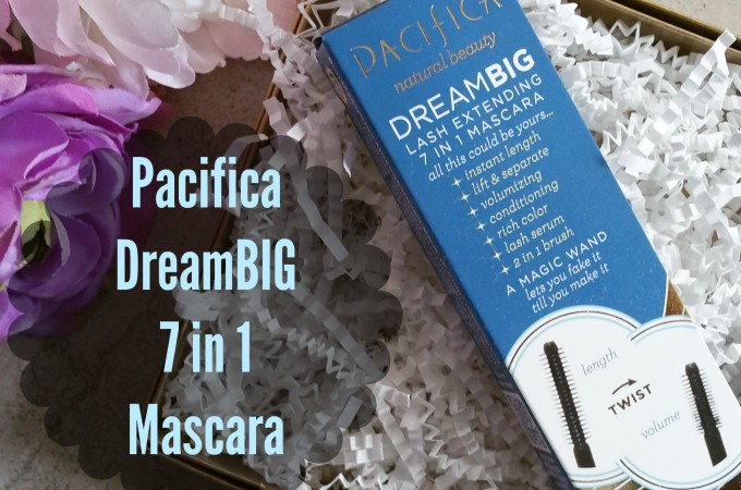 Length and Volume in a Twist – Pacifica DreamBig Lash Extending 7-in-1 Mascara, Review & Demo