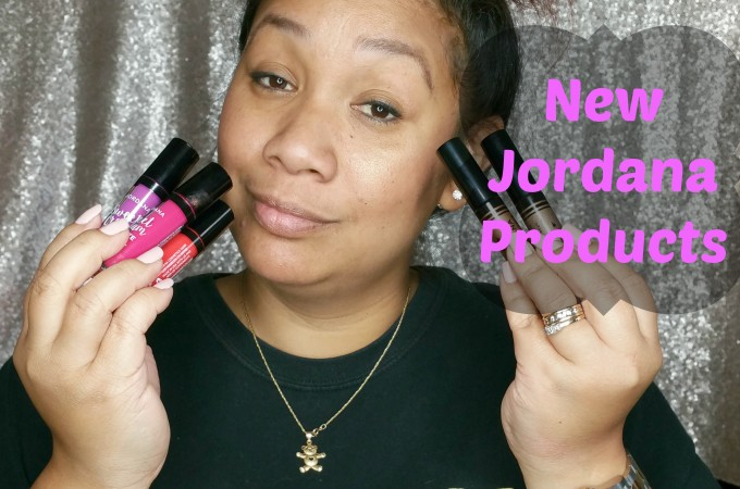 Jordana Sweet Cream Matte Liquid Lip Color and Made to Last Liquid Eyeshadow