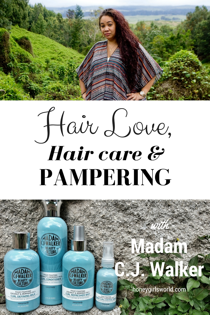 hair care, hair, curly hair, madam c.j. walker, hair products, curly hair products, sephora, highend products, hair care products, hawaii, beautiful hair, natural hair, real hair,