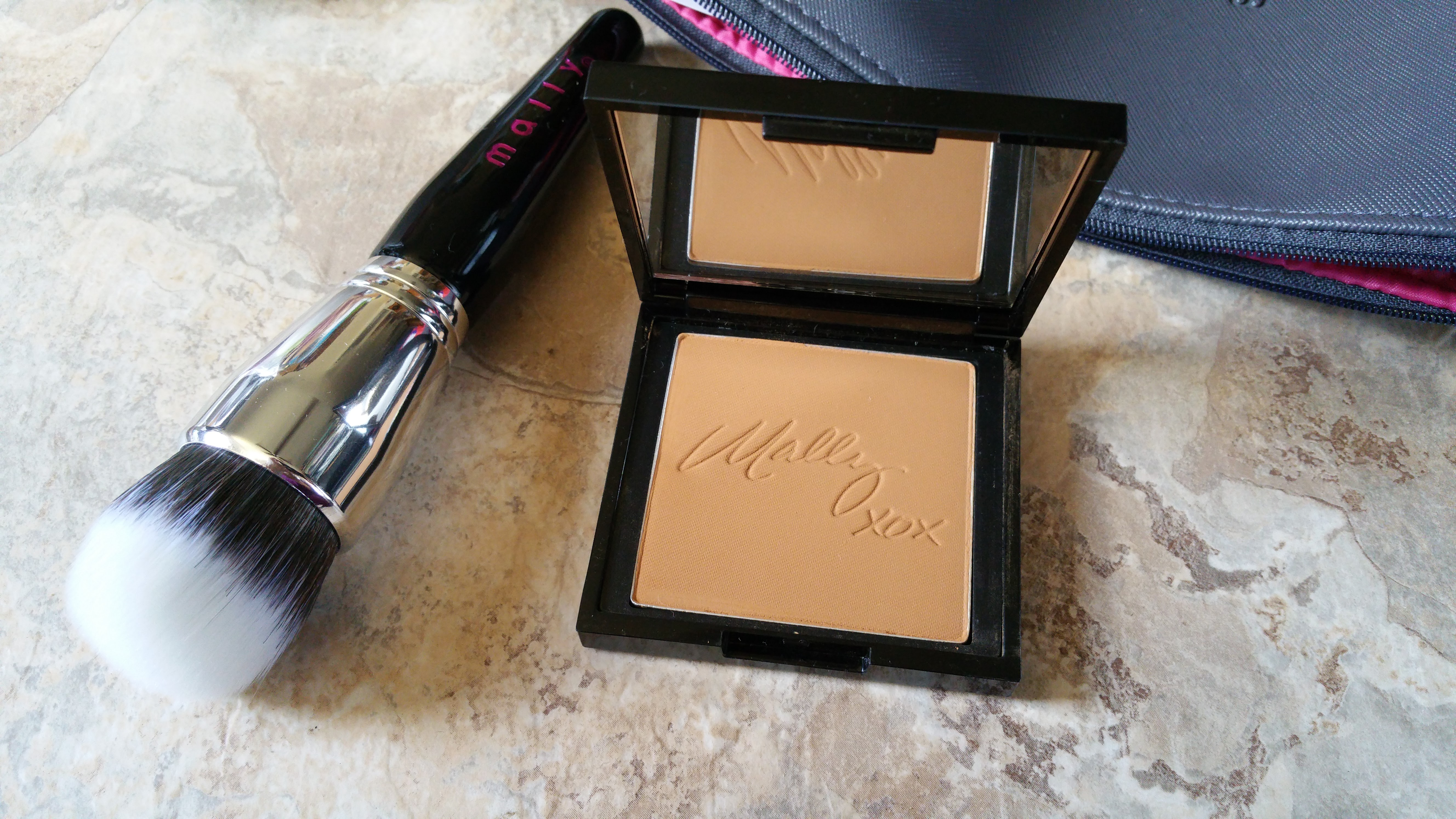 Mally The Good Life 6-piece Color Collection, Mally Beauty, mally roncal, 4K HD, foundation, shadow stick, lipgloss, lipstick, foundation, makeup brush, foundation brush, mascara, review, swatches,