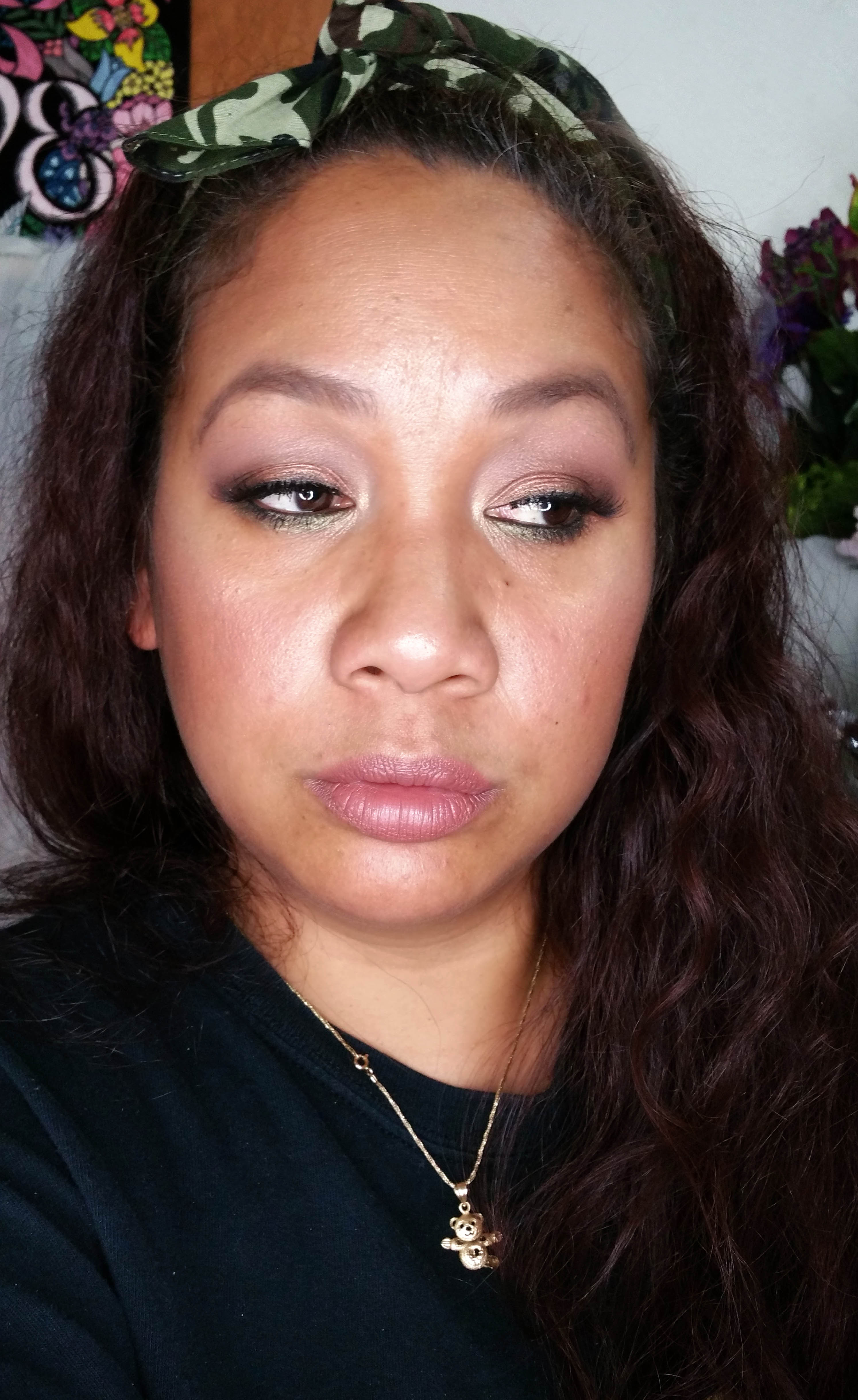 fotd, grwm, look of the day, lotd, makeup, makeup tutorial, makeup look, makeup porn, smoky eye, bronze makeup, summer bronze, milani, colourpop, ardell, makeup revolution, shimmer brick radiant, makeup for women in their 30s,